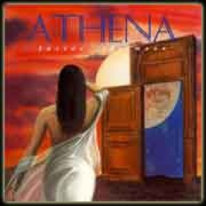 Athena - Inside, The Moon cover art