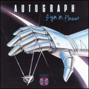Autograph - Sign In Please cover art