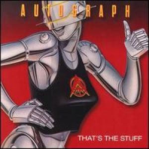 Autograph - That's The Stuff cover art