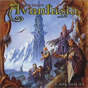 Avantasia - The Metal Opera Pt. II cover art