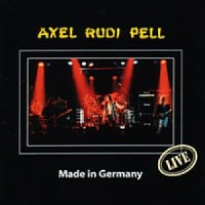 Axel Rudi Pell - Made In Germany cover art