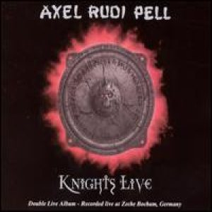 Axel Rudi Pell - Knights Live cover art