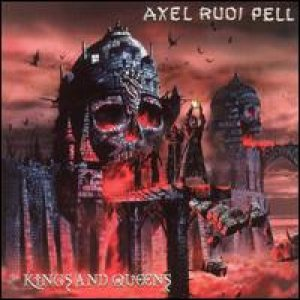 Axel Rudi Pell - Kings and Queens cover art