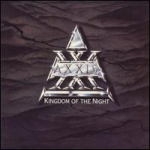 Axxis - Kingdom Of The Night cover art