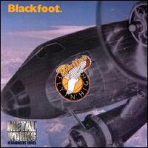 Blackfoot - Flyin' High cover art