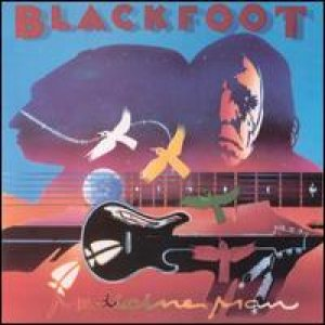 Blackfoot - Medicine Man cover art