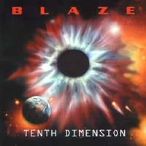 Blaze - Tenth Dimension cover art