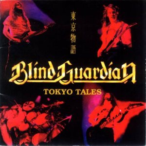 Blind Guardian - Tokyo Tales cover art
