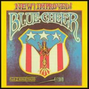 Blue Cheer - New! Improved! cover art