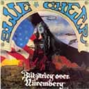 Blue Cheer - Blitzkrieg Over Nuremberg cover art