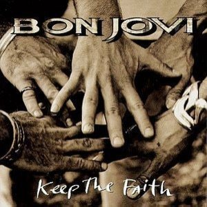 Bon Jovi - Keep the Faith cover art