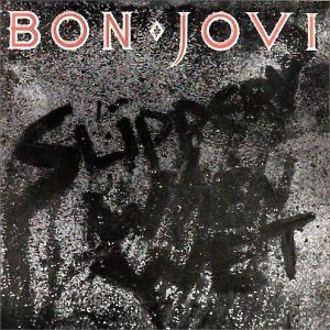 Bon Jovi - Slippery When Wet cover art