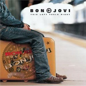 Bon Jovi - This Left Feels Right cover art