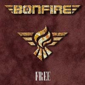Bonfire - Free cover art