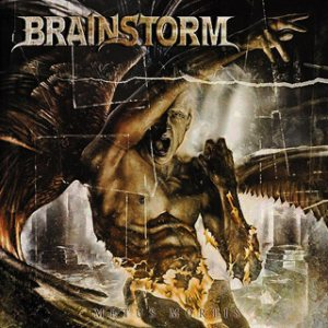 Brainstorm - Metus Mortis cover art