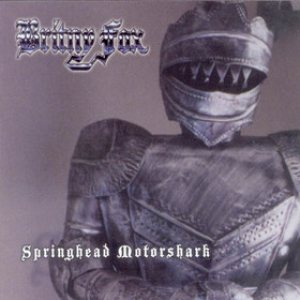 Britny Fox - Springhead Motorshark cover art