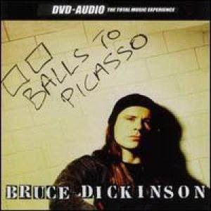 Bruce Dickinson - Balls To Picasso cover art