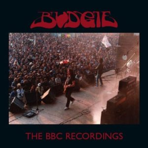 Budgie - The BBC Recordings cover art