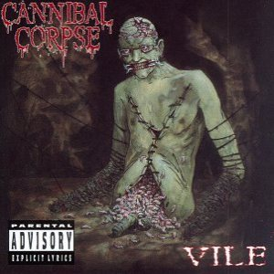 Cannibal Corpse - Vile cover art