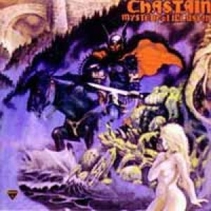 Chastain - Mystery Of Illusion cover art