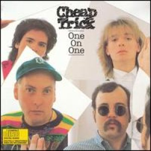 Cheap Trick - One On One cover art