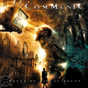 Communic - Waves of Visual Decay cover art
