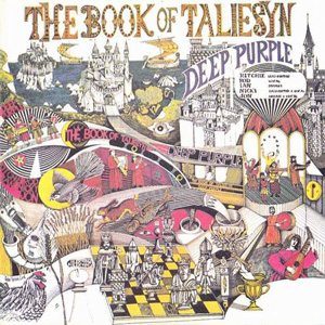 Deep Purple - The Book of Taliesyn cover art