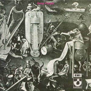 Deep Purple - Deep Purple cover art