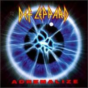 Def Leppard - Adrenalize cover art