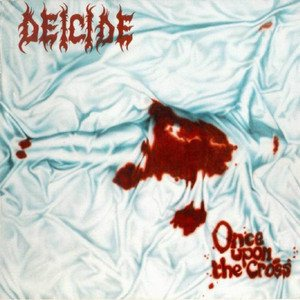 Deicide - Once Upon The Cross cover art