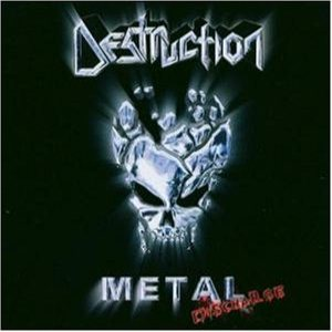 Destruction - Metal Discharge cover art