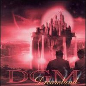 DGM - Dreamland cover art