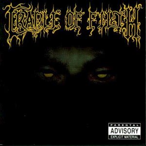 Cradle of Filth - From the Cradle to Enslave cover art