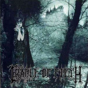 Cradle of Filth - Dusk and Her Embrace cover art