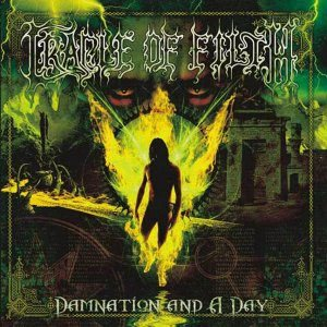 Cradle of Filth - Damnation and a Day cover art