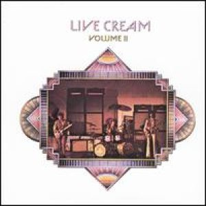 Cream - Live Cream, Vol. 2 cover art