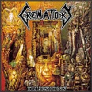 Crematory - Illusions cover art