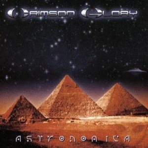 Crimson Glory - Astronomica cover art
