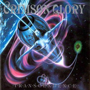 Crimson Glory - Transcendence cover art