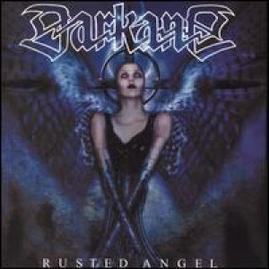 Darkane - Rusted Angel cover art