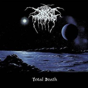 Darkthrone - Total Death cover art