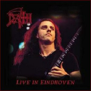 Death - Live In Eindhoven cover art