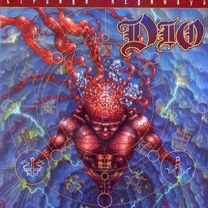 Dio - Strange Highways cover art