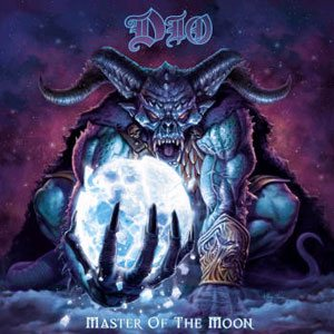 Dio - Master of the Moon cover art