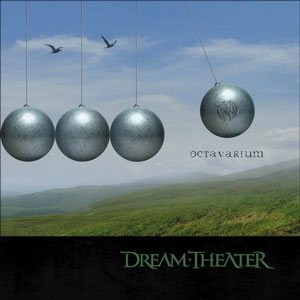 Dream Theater - Octavarium cover art