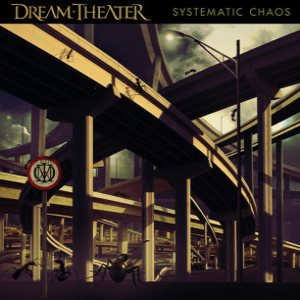 Dream Theater - Systematic Chaos cover art