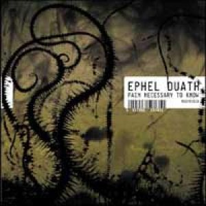 Ephel Duath - Pain Necessary To Know cover art