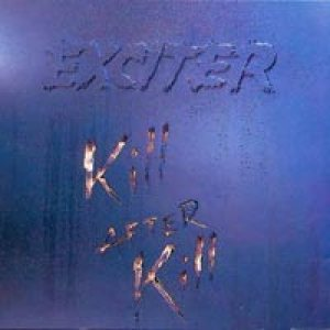 Exciter - Kill After Kill cover art