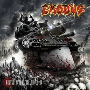 Exodus - Shovel Headed Kill Machine cover art