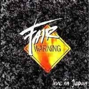 Fair Warning - Live In Japan cover art